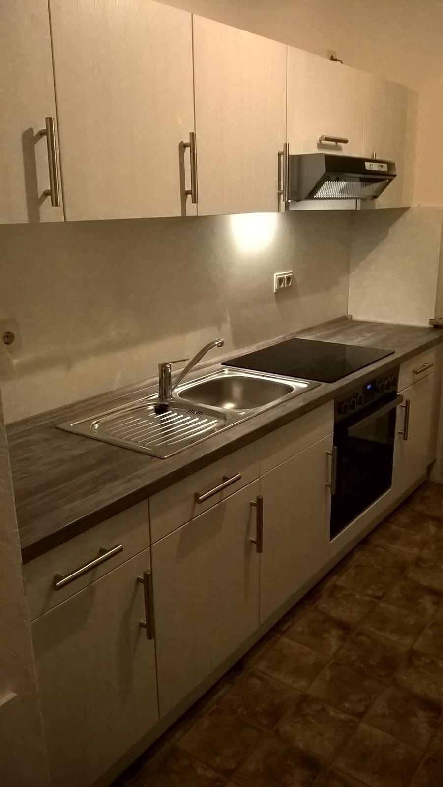 Objekt-Küchen-Renovierung