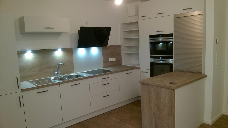 Tresen in einer 2-Personen-Küche
